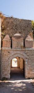 Castello di Santa Maura a Lefkada