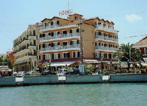 HOTEL NIRIKOS a Lefkada città