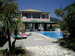 Hotel a Nidri, HOTEL ARMONIA