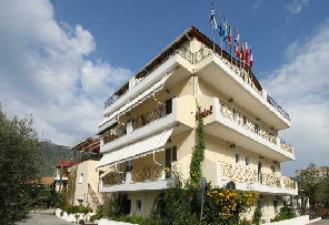 Hotel a Vassiliki, VASILIKI BAY HOTEL
