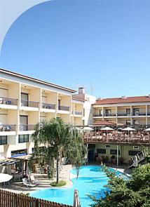 IONION STAR HOTEL a Lefkada città