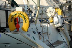 LEFKADA WELCOME, marina di Lefkada, crociere in barca a vela a Lefkada