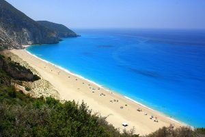 Spiagge occidentali di Lefkada, Katisma