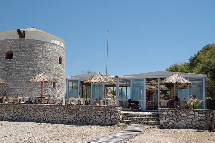 Lefkada Milos Beach