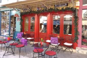 locale di Lefkada città, cosa mangiare a Lefkada, taverne e ristoranti a Lefkada, locali tipici di cucina tradizionale a Lefkada