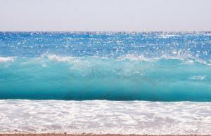 Spiaggia Lefkada occidentale