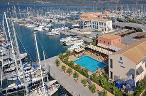 Marina di Lefkada, Grecia